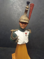 Officer French Dragoon 200mm